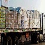 Mise en échec d'une tentative de contrebande de 5,5 tonnes de produits alimentaires