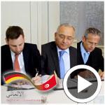 En vidéos : Lancement officiel du Programme Tuniso-Allemand de partenariat d'excellence en matière de sûreté biologique et sécurité sanitaire