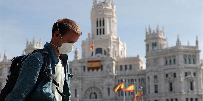 إسبانيا تسجل 769 وفاة جديدة بكورونا في يوم واحد