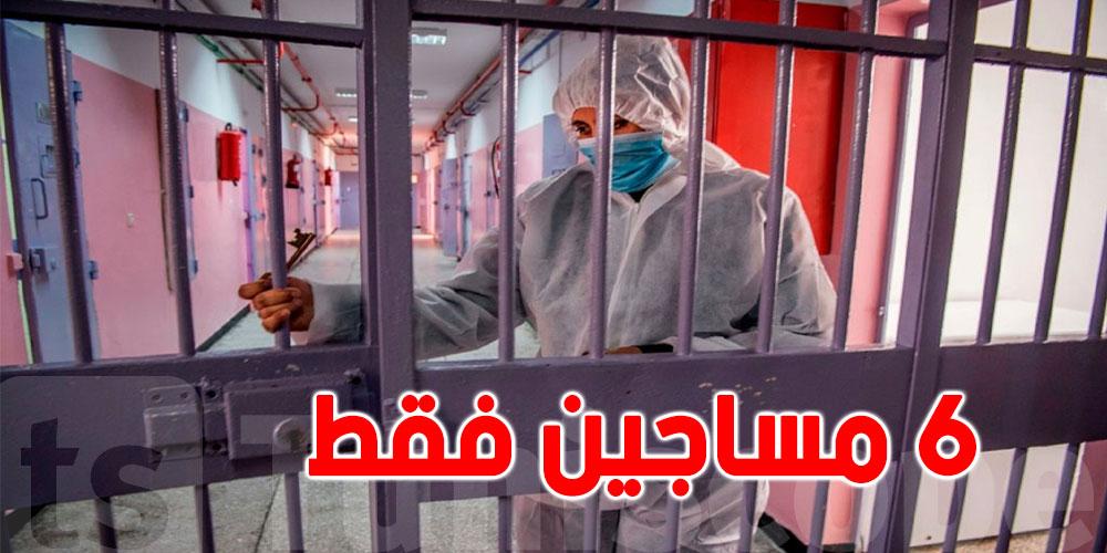 بعد شفاء الآلاف.. 6 مساجين فقط يحملون فيروس كورونا