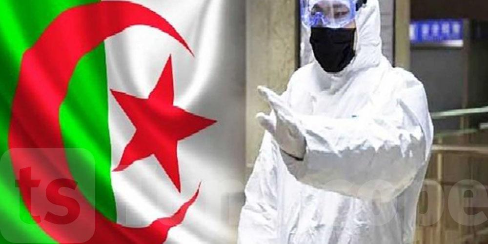 الجزائر تسجل أول إصابتين بفيروس كورونا البريطانية