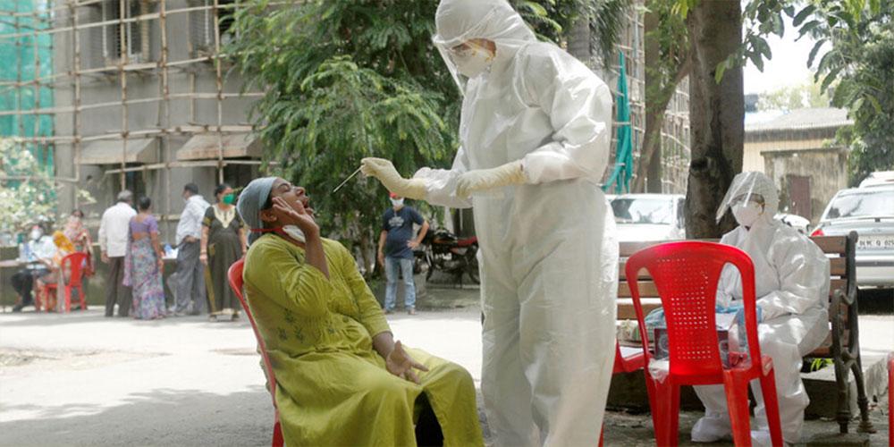 الهند، نحو 20 ألف إصابة جديدة يوميا بفيروس كورونا