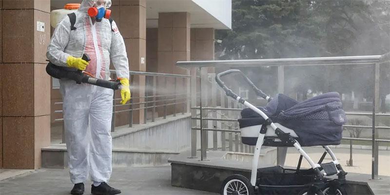 روسيا تسجل 216 وفاة و6556 إصابة بفيروس كورونا خلال 24 ساعة