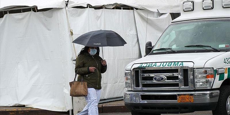 كورونا: وفيات الولايات المتحدة تتخطى 3 آلاف