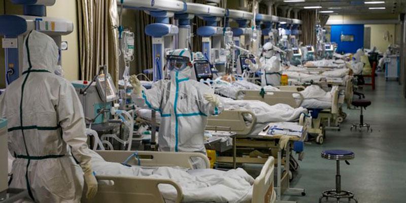 Le bilan mondial approche les 1.700 morts — Coronavirus