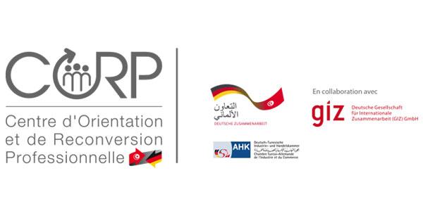 Cérémonie de signature de convention de partenariat entre le CORP et Smart Tunisia