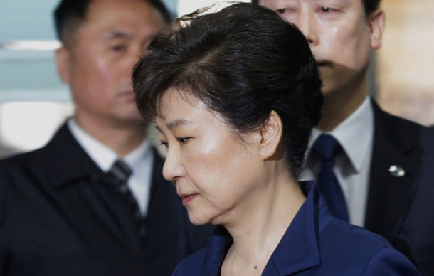 Corée du Sud: l'ex-présidente Park Geun-Hye inculpée pour corruption
