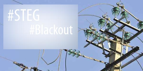 Coupure d'électricité, les internautes se déchainent et le désarroi laisse la place à l'humour