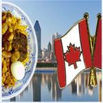 مسابقة نسائية في طبخ الكسكسي التونسي في الكندا في اليوم العالمي للمرأة