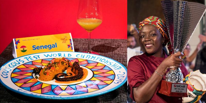 Le Sénégal remporte le championnat du monde du couscous