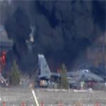 مقتل طيارين يونانيين وثمانية جنود فرنسيين في تحطم طائرة في إسبانيا
