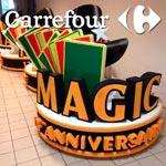 Démarrage du 13ème anniversaire Carrefour