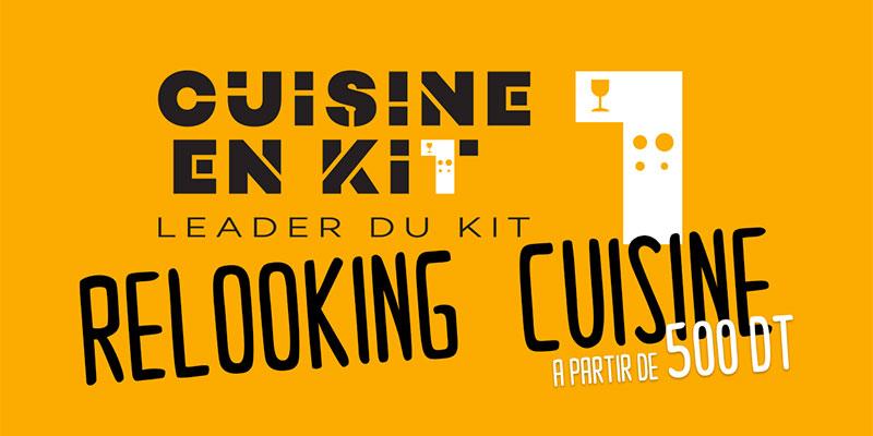 Et si vous gagnez un relooking gratuit par Cuisine en Kit ?