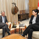 Séance de travail sur les moyens de promouvoir la coopération culturelle tuniso-italienne