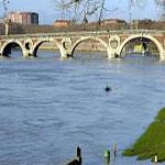 Décrue des eaux de la Medjerda et nette amélioration dans les zones sinistrées