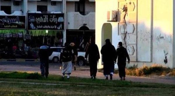 عناصر 'داعش' تفرّ إلى جنوب ليبيا