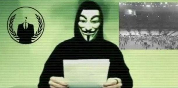 Anonymous pirate un site de Daesh et met en ligne une pub pour le viagra