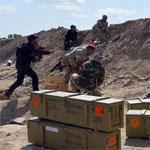 العراق : هروب 140 داعشياً من تكريت بسبب العمليات العسكرية