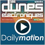 Le compte Dailymotion Officiel retweet le teaser des Dunes électroniques