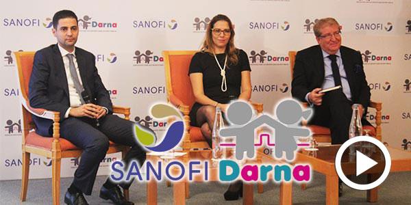 En vidéo : Sanofi Tunisie et l'association Darna ensemble pour les enfants sans soutien familial