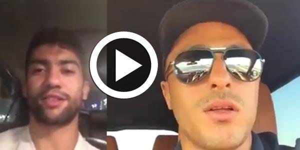 En vidéos : Quand Ahmed Akaichi et Oussema Darragi parlent le dialecte saoudien