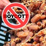 L'Organisation de la défense du consommateur appellera au boycott des dattes si...