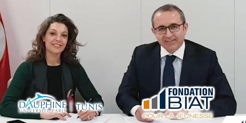 La Fondation BIAT et l'université Dauphine Tunis lancent un executive master politiques et management de la culture