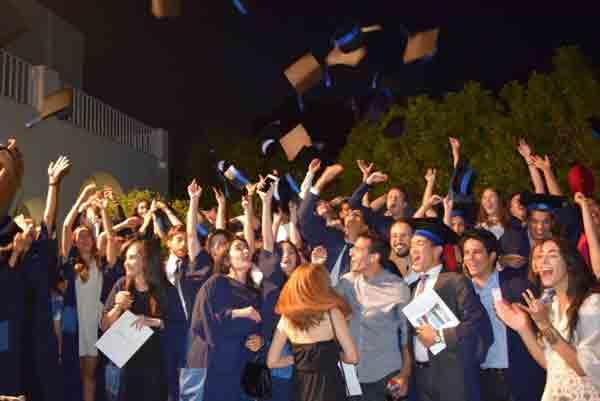 En photos: L'université Dauphine Tunis consacre une nouvelle promotion de diplômes