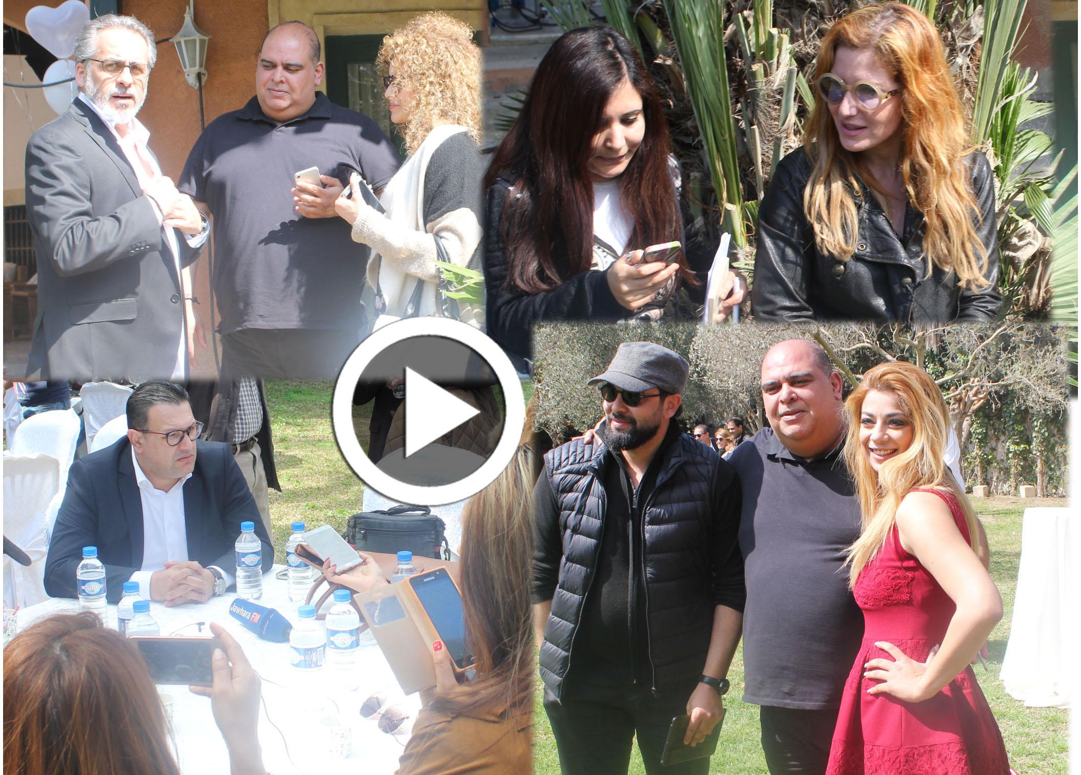 بالفيديو: كواليس مسلسل ''الدوامة'' الذي سيبث على القناة الوطنية بكلفة تتجاوز 2 مليون دينار