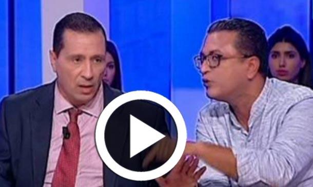 En vidéo...Affaire Petrofac : Débat Houleux entre les avocats Naceur Aouini et Nizar Ayed