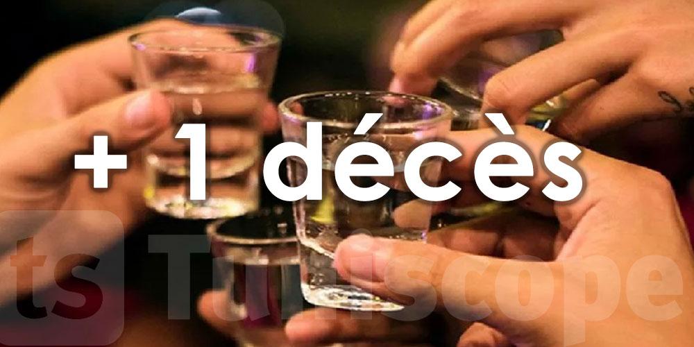 Un nouveau décès à cause de l'alcool frelaté