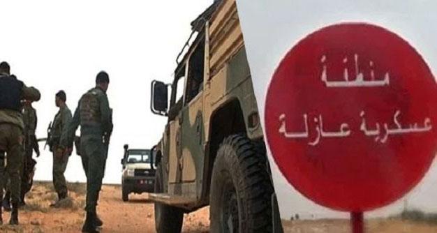 تبادل إطلاق نار بين دورية عسكرية برمادة وسيارات بالتراب الليبي