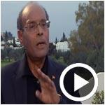 En vidéo : 'Dégage' contre Moncef Marzouki à Hammam Sousse