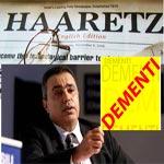 Démenti à propos de déclarations de Jomaâ au journal israélien Haaretz