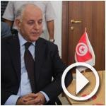 En vidéo : Mustapha Kamel Nabli dépose sa candidature à la Présidence et s'explique