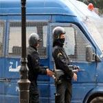 Affrontements entre forces de l'ordre et citoyens protestant contre l'arrestation de Adel Dridi