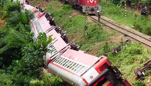 Déraillement d'un train au Cameroun : 53 morts et plus de 300 blessés