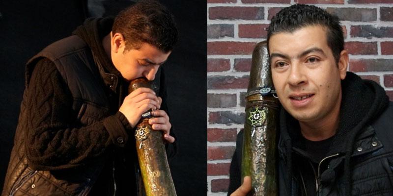En vidéo : Découvrez les bienfaits du Didgeridoo avec Mohamed Barsaoui