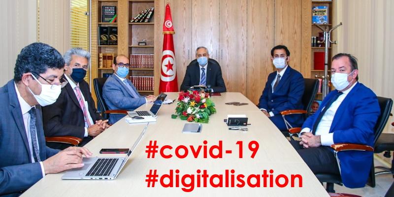 Les DG des téléopérateurs au front pour la digitalisation