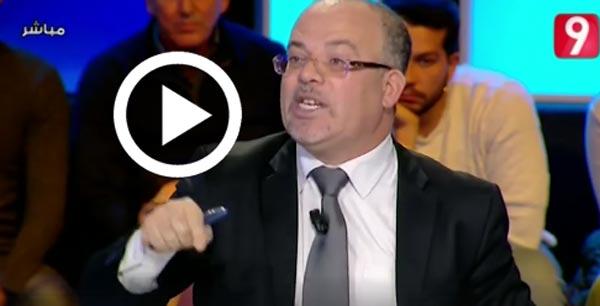En vidéo : Samir Dilou explique la théorie de 'la viande avariée' de Rached Ghanouchi