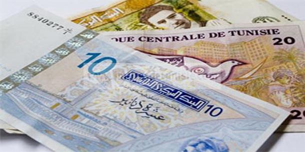 Une légère appréciation du dinar tunisien face à l'Euro