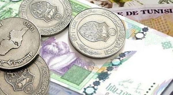 BCT : Le dinar se déprécie de 7,5% face à l'euro