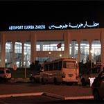 Grande affluence de touristes à l'aéroport international de Djerba-Zarzis