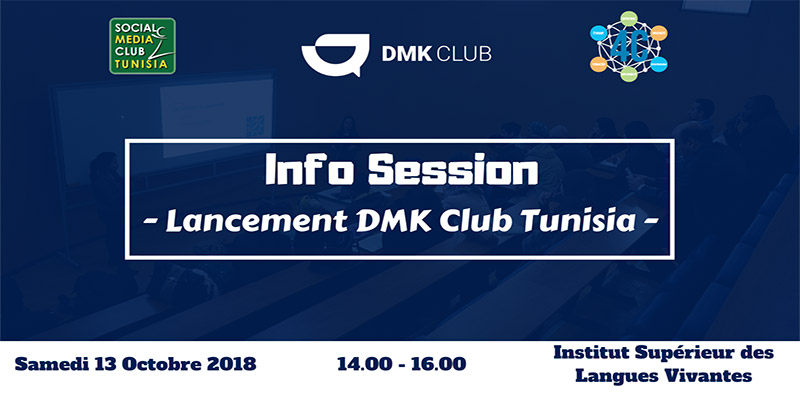 Lancement du réseau des club DMK sur la Tunisie