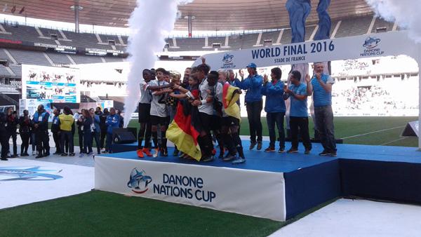 Finale Mondiale de Danone Nations Cup  : Le Club Africain à la 12 éme place