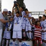 Le Club Africain remporte la Danone Nations Cup 2016