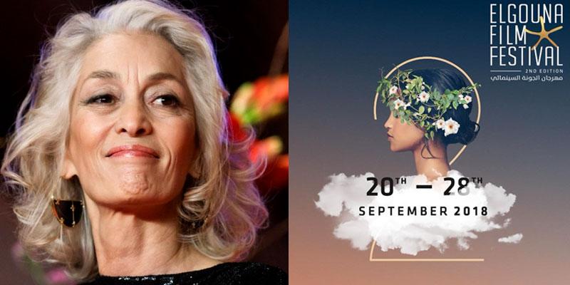 Dorra Bouchoucha sera honorée au Festival du film d'El Gouna