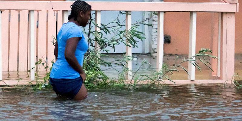 L'ouragan Dorian menace toujours la côte est des Etats-Unis
