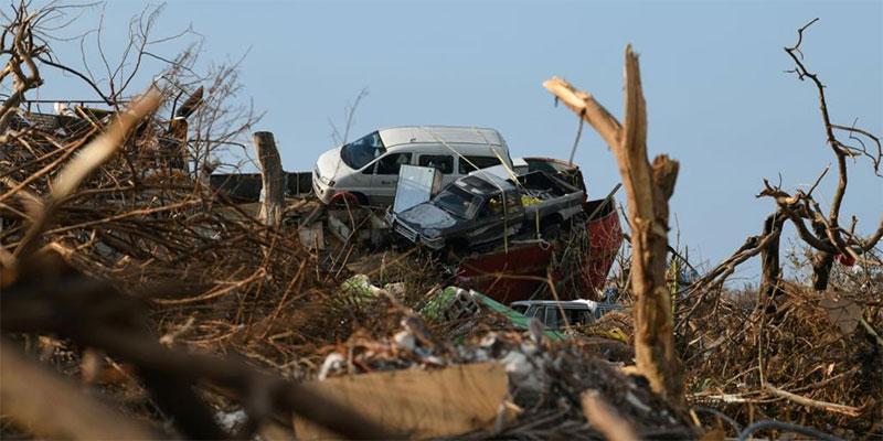 الإعصار ''دوريان'' يضرب كندا ويخلف أضرارا واسعة
