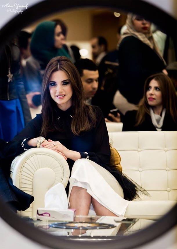 En photos : Dorra Zarrouk désignée icône de l'élégance du monde arabe